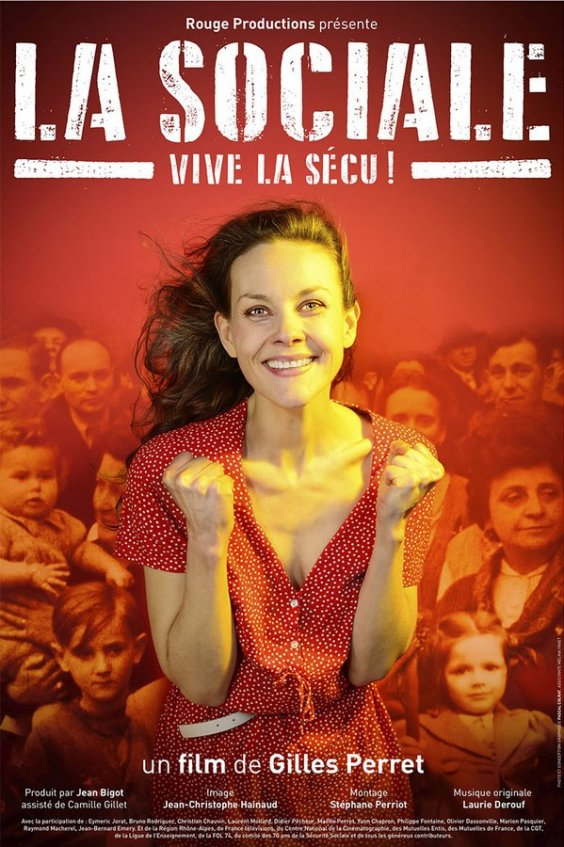 Projection du documentaire « La Sociale » de Gilles Perret
